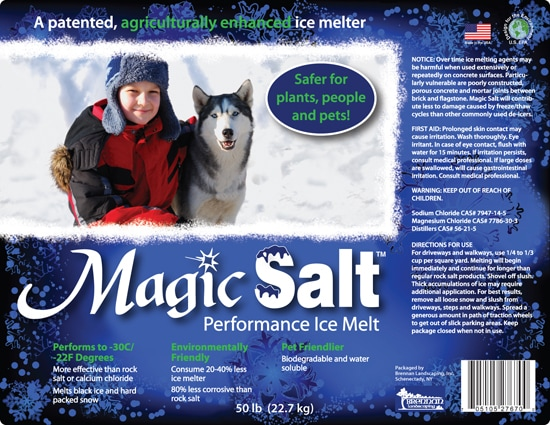 Magic Salt 50lb