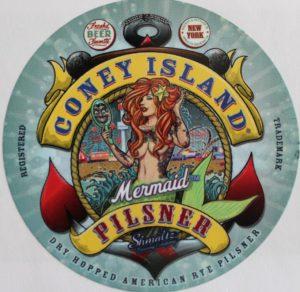 Coney Island Pilsner